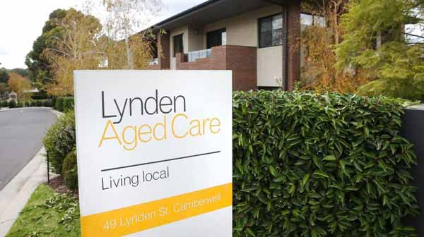 Lynden Aged Care Home in Camberwell 7