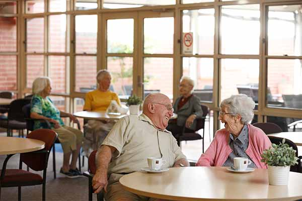 uniting Agewell Strathdon Forest Hill Aged Care Home 2